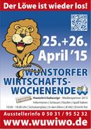 Wunstorfer Wirtschafts Wochenende 2015