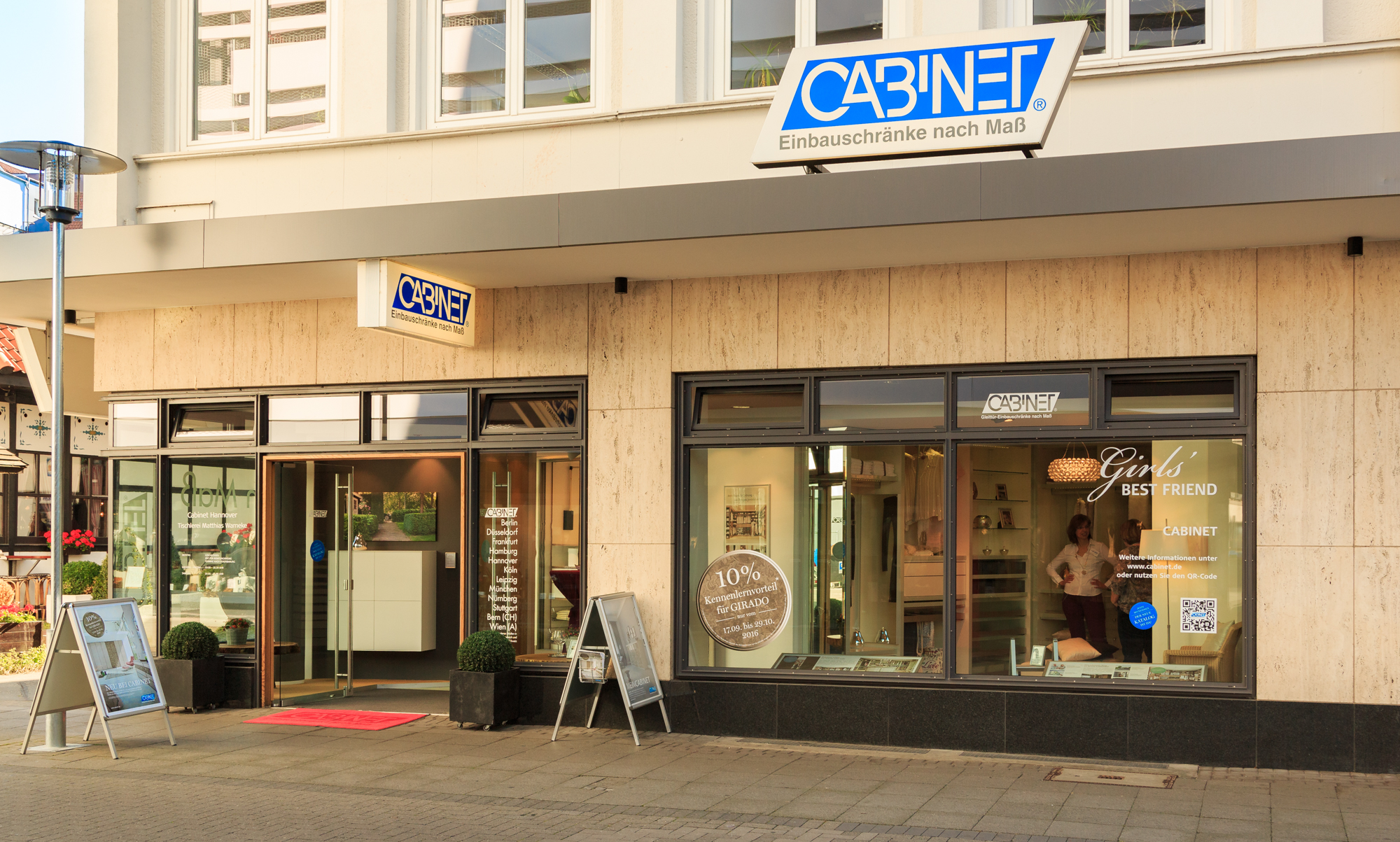 Cabinet Hannover